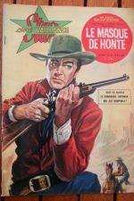 1963 Gary Cooper Phyllis Thaxter Springfield Rifle