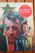 1964 Robert Mitchum Stanley Baker Gia Scala Angry Hills