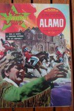 1962 John Wayne Richard Widmark Alamo +200 pics