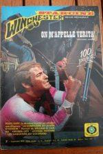 Mark Damon Maria Incoronato Pat Nigro Franco Garofalo