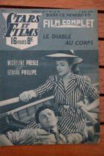 1947 Gerard Philipe Micheline Presle