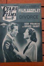 1947 Kay Francis Bruce Cabot