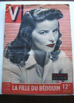 Vintage Magazine 1946 Katharine Hepburn