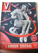 Vintage Magazine 1947 Jean Rickey Etoile Earl Carroll