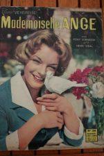 60 Mag Romy Schneider Michele Mercier Mademoiselle Ange