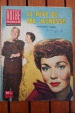 1957 Bing Crosby Jane Wyman Natalie Wood Just for You