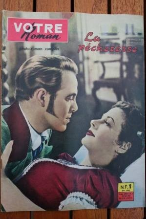 62 Hedy Lamarr George Sanders The Strange Woman +200pic