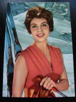 Vintage Postcard Sonja Ziemann