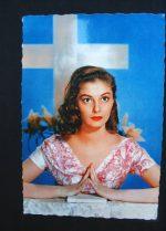 Vintage Postcard Pier Angeli