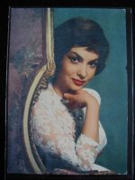 Vintage Postcard Gina Lollobrigida