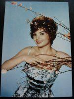 Vintage Postcard Pascale Petit