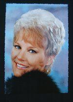 Vintage Postcard Petula Clark
