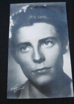 Vintage Postcard Gerard Philipe