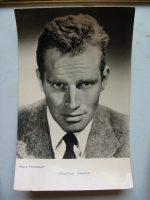 Vintage Postcard Charlton Heston