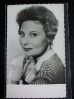 Vintage Postcard Michele Morgan