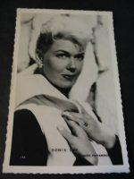 Vintage Postcard Doris Day