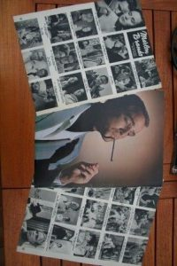 Vintage Clippings Marlon Brando Lot Of Pics !