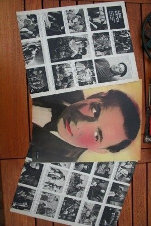 Vintage Clippings Leo Genn Lot Of Pics !