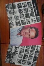 Vintage Clippings Paul Newman Lot Of Pics !