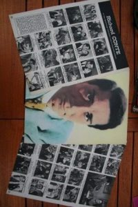 Vintage Clippings Richard Conte Lot Of Pics !