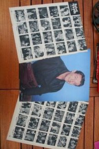 Vintage Clippings Robert Taylor Lot Of Pics !