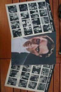 Vintage Clippings Louis Jouvet Lot Of Pics !