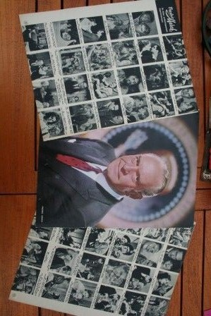 Vintage Clippings Fredric March Lot Of Pics !