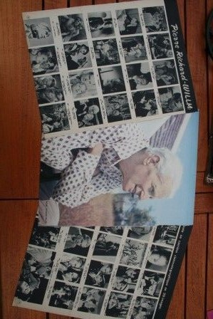 Vintage Clippings Pierre Richard Willm Lot Of Pics !