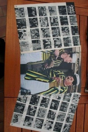 Vintage Clippings Laurel And Hardy Lot Of Pics !