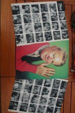 Vintage Clippings Van Johnson Lot Of Pics !