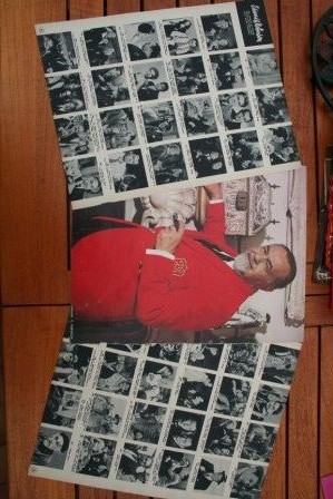 Vintage Clippings Edward G. Robinson Lot Of Pics !