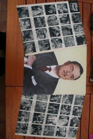 Vintage Clippings William Powell Lot Of Pics !