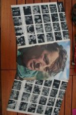 Vintage Clippings Robert Mitchum Lot Of Pics !