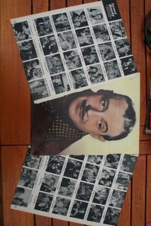 Vintage Clippings Fernand Gravey Lot Of Pics !