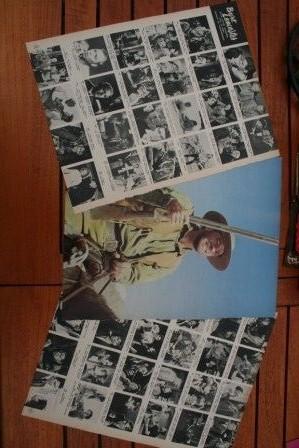 Vintage Clippings Burt Lancaster Lot Of Pics !