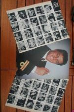 Vintage Clippings Tony Curtis Lot Of Pics !