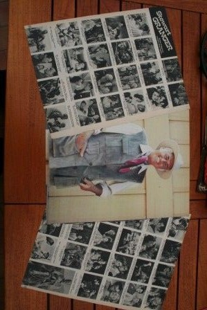 Vintage Clippings Stewart Granger Lot Of Pics !