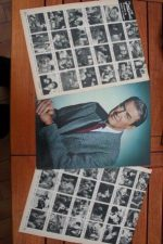 Vintage Clippings James Stewart Lot Of Pics !
