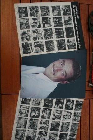 Vintage Clippings Errol Flynn Lot Of Pics !