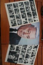 Vintage Clippings George Raft Lot Of Pics !