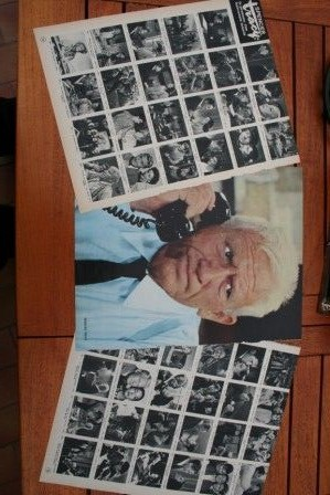 Vintage Clippings Spencer Tracy Lot Of Pics !