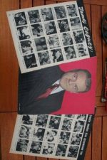 Vintage Clippings James Cagney Lot Of Pics !