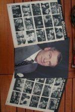 Vintage Clippings Laurence Olivier Lot Of Pics !