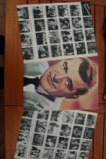 Vintage Clippings Jack Hawkins Lot Of Pics !