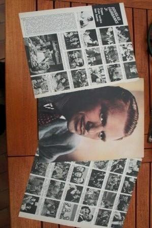 Vintage Clippings Douglas Fairbanks Jr Lot Of Pics !