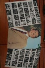 Vintage Clippings Jean Servais Lot Of Pics !