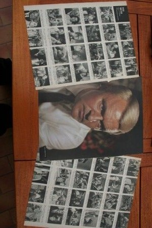 Vintage Clippings Peter Van Eyck Lot Of Pics !