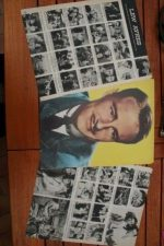 Vintage Clippings Lew Ayres Lot Of Pics !