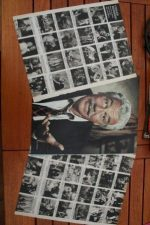 Vintage Clippings Cesar Romero Lot Of Pics !