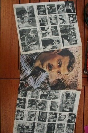 Vintage Clippings Zachary Scott Lot Of Pics !